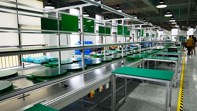 生产线特点和设计原则