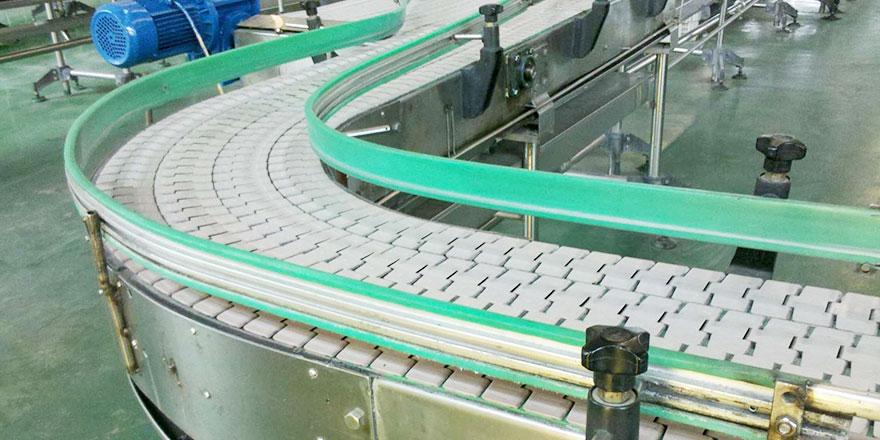 柔性板链线