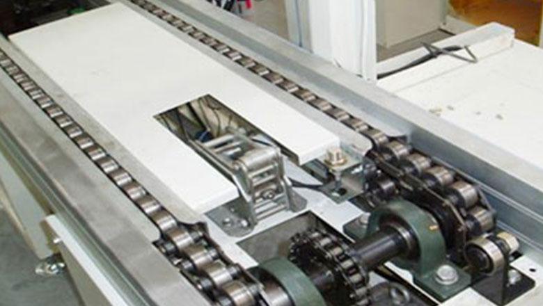 常州光良智能定制倍速链线铝型材支架
