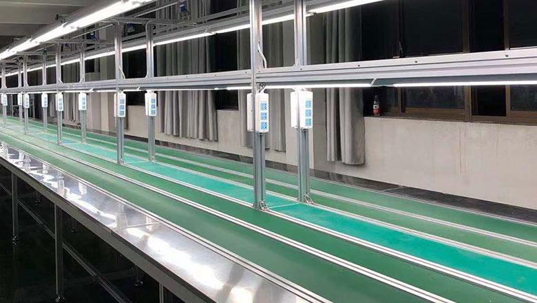 流水线厂家定制装配线设备