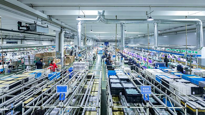 常州光良智能定制自动化生产线