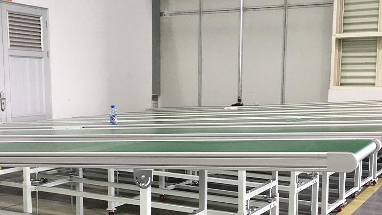 光良定制PVC皮带线